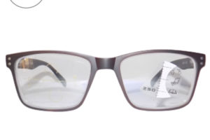 eSmart-Brown-Plastic-Rectangle-Reading-Glass-(Power-+2.50)_FRONT